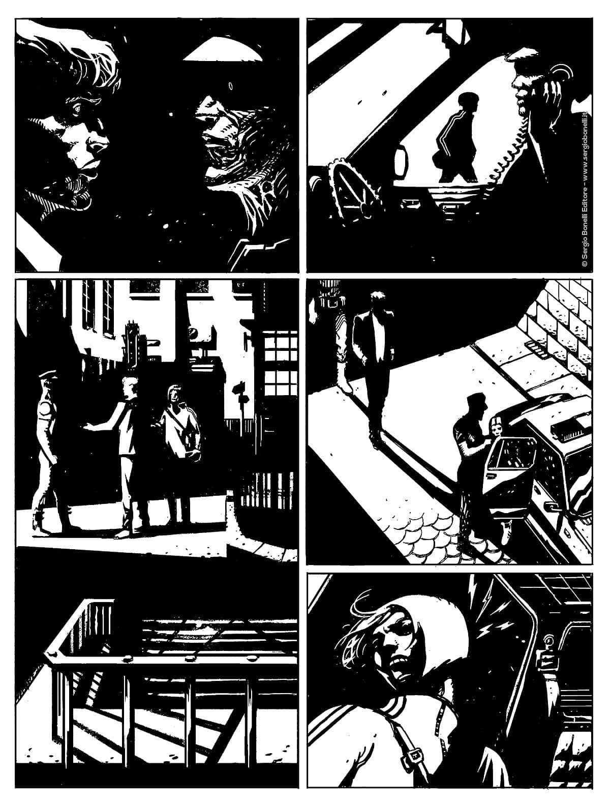 Dylan Dog 416, di Uzzeo e Lauria