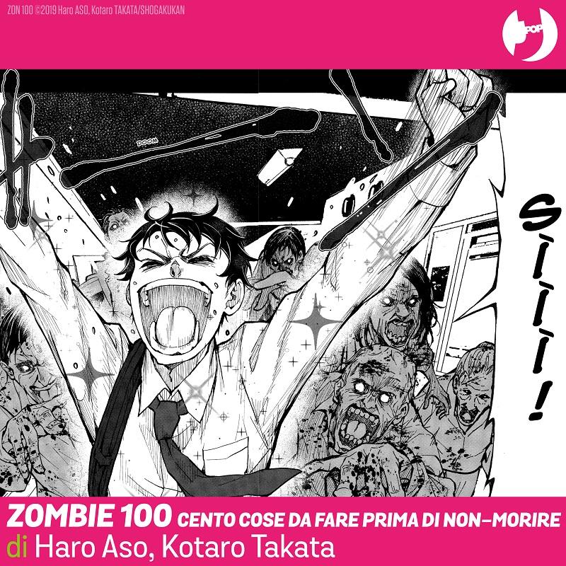 Zombie 100 Volume 1 | Recensione