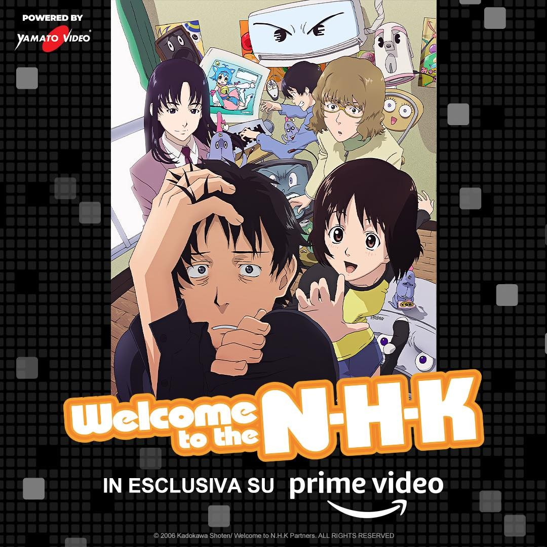 welcome to the nhk amazon prime video