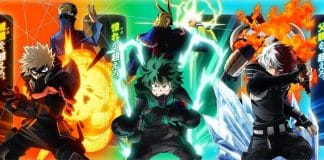 My Hero Academia 3 World Heroes' Mission clear file