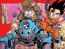 dragon ball 11 manga